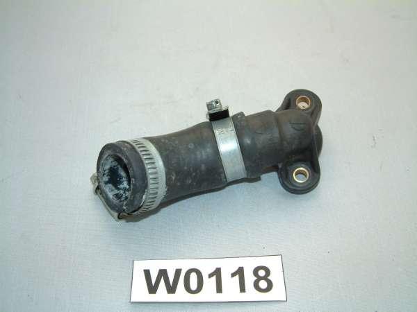 Kühlwasserschlauch Thermostat Zylinder hinten