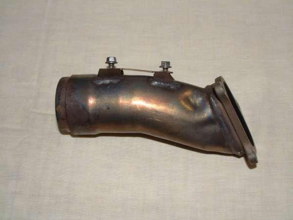 Auspuffkrümmer stehender Zylinder 1198