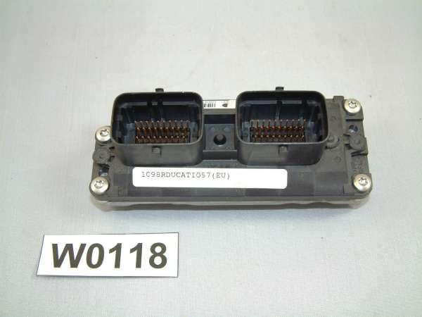 Motorsteuergerät 1098R Serie ECU