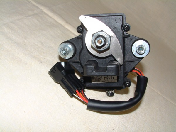 Stellmotor Auspuffklappe