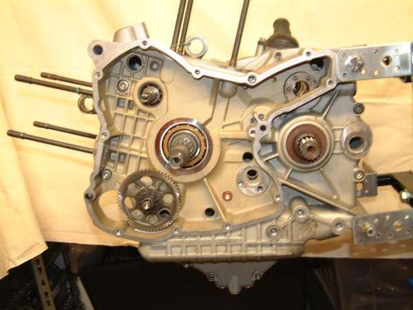 Motor 1098 Rumpfmotor
